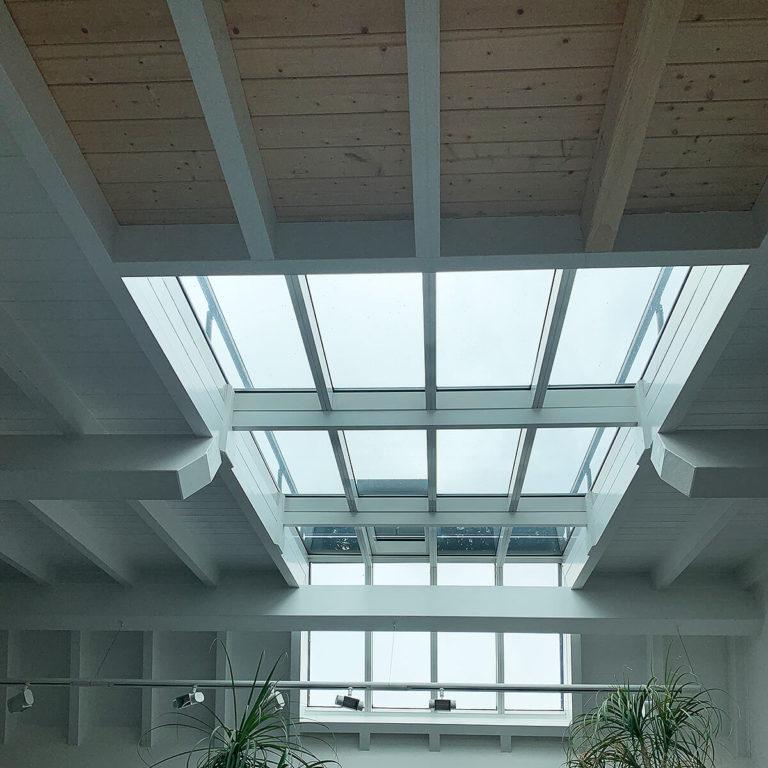 Dachfenster Umbau